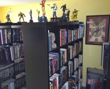 My Home Office & Library