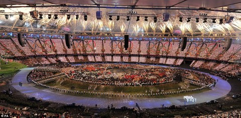 London 2012 Games Opening Ceremony