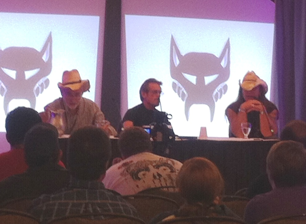 TFCon Panel: How to get into voice acting