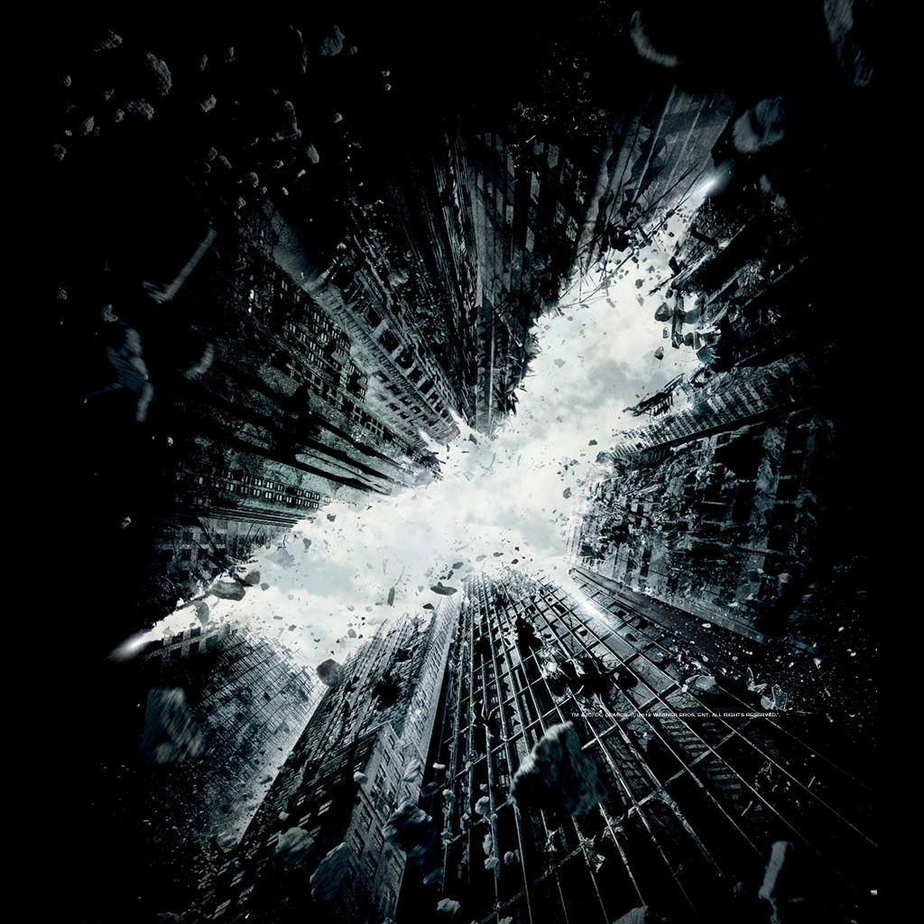 Review | The Dark Knight Rises