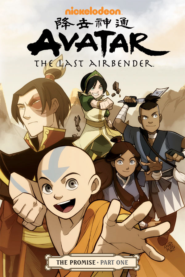 Avatar: The Last Airbender – The Promise Part 1