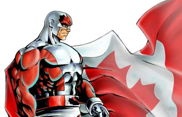 Captain Canuck Movie Gets Writer