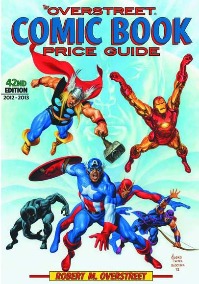 New Comic Book Price Guide