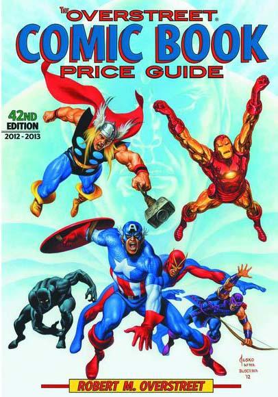 New Comic Book Price Guide
