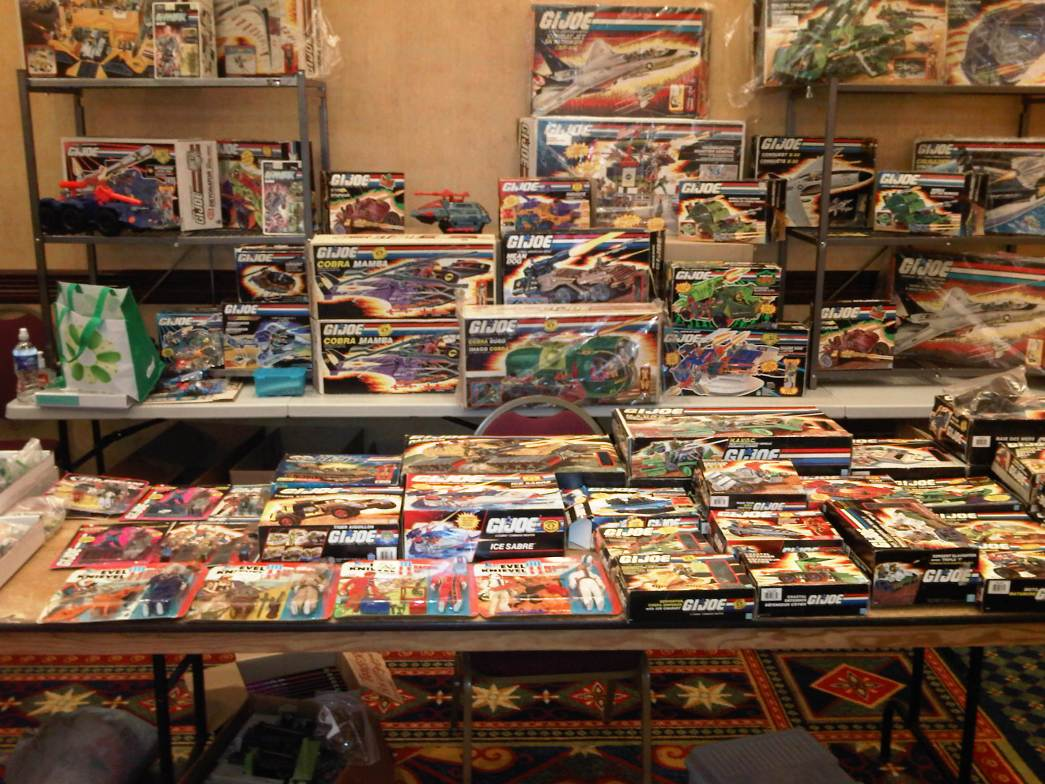 2012 Canadian G.I. Joe Convention Review