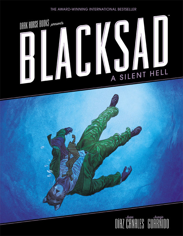 Review | Blacksad: A Silent Hell