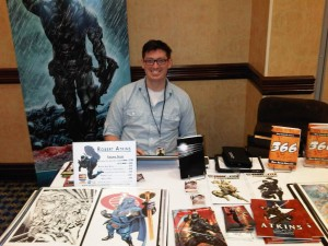Canadian GI Joe Convention Robert Atkins