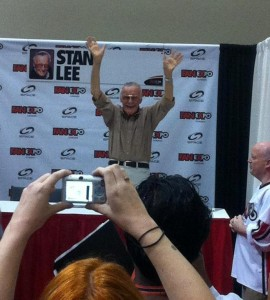 Fan Expo Canada Stan Lee