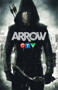 Arrow TV Poster