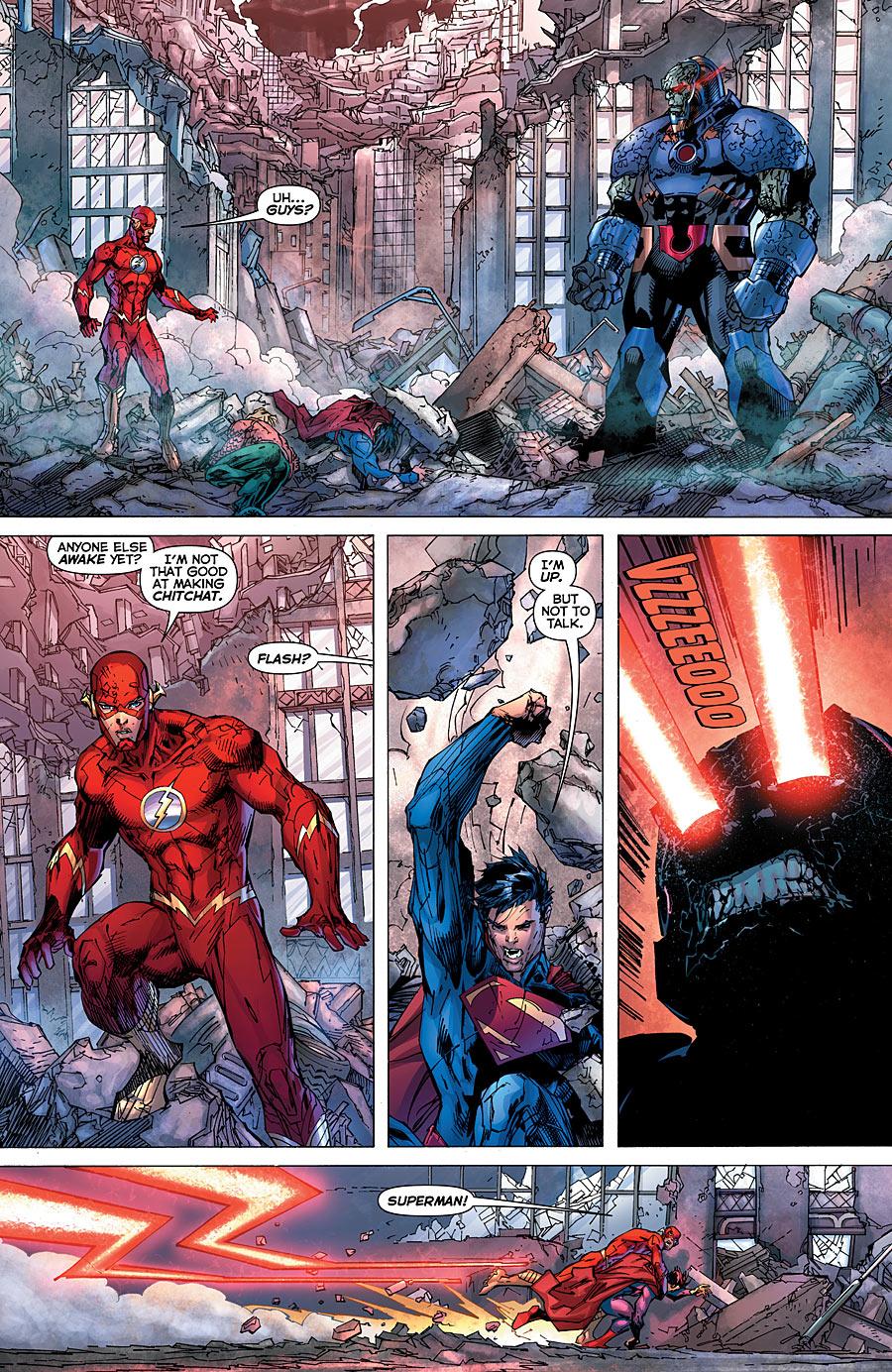Justice League: Brad Meltzer ripensa alla sua run ...