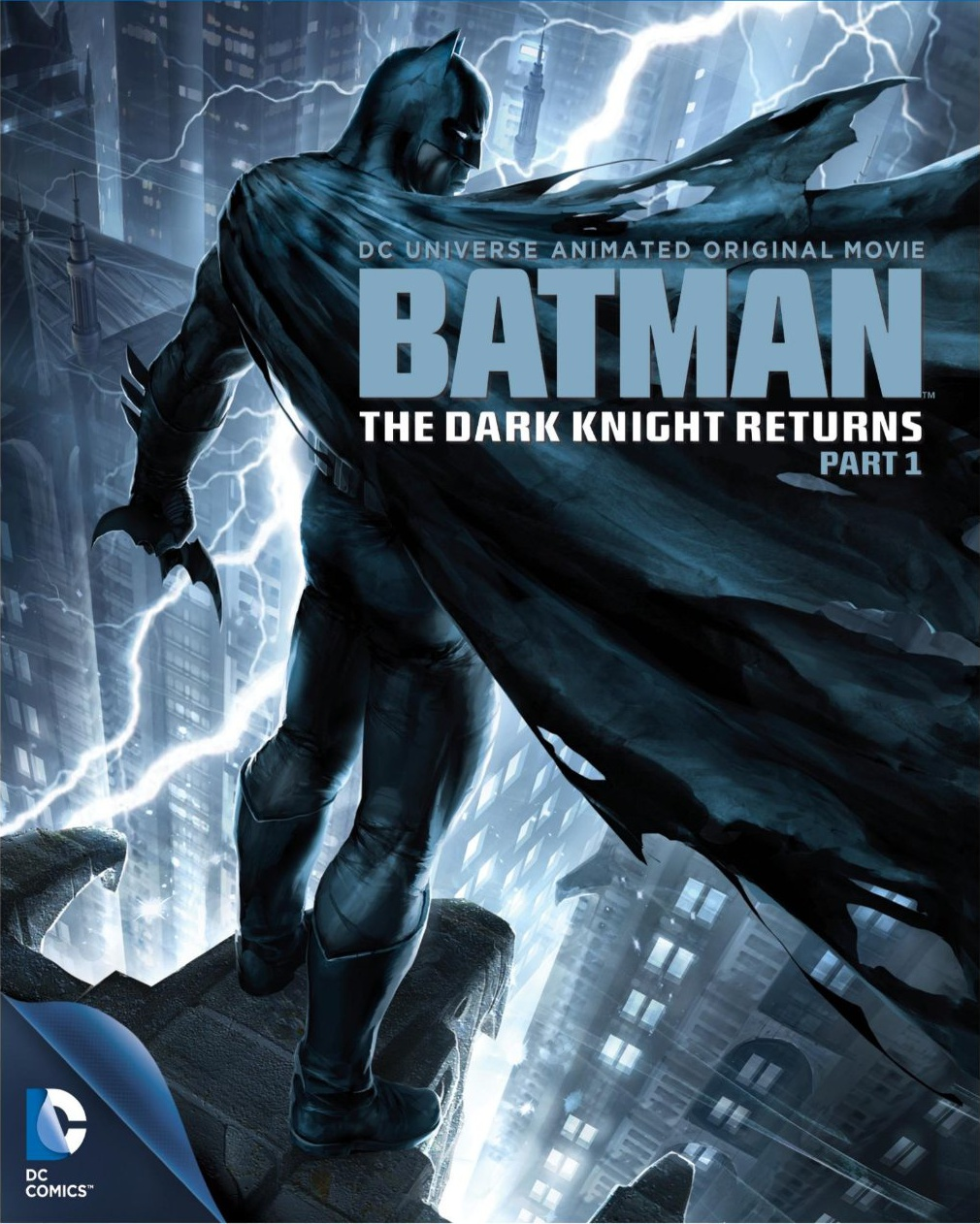 Batman: The Dark Knight Returns, Part 1 (Animated)