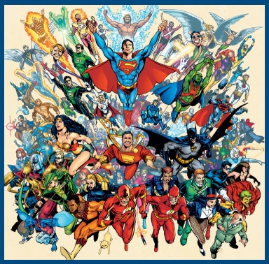 The New Collector's Guide to the Comic Universe