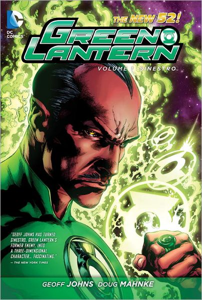 GREEN LANTERN Vol. 1 Sinestro