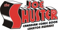Joe Shuster Awards 2016
