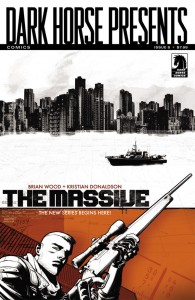 DARK HORSE PRESENTS #8: THE MASSIVE