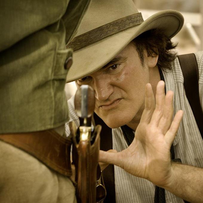 Tarantino Comic