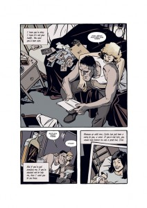 THE CREEP #1, page 2