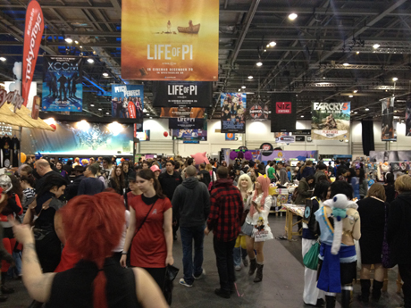 London Comic Con smashes all attendance records