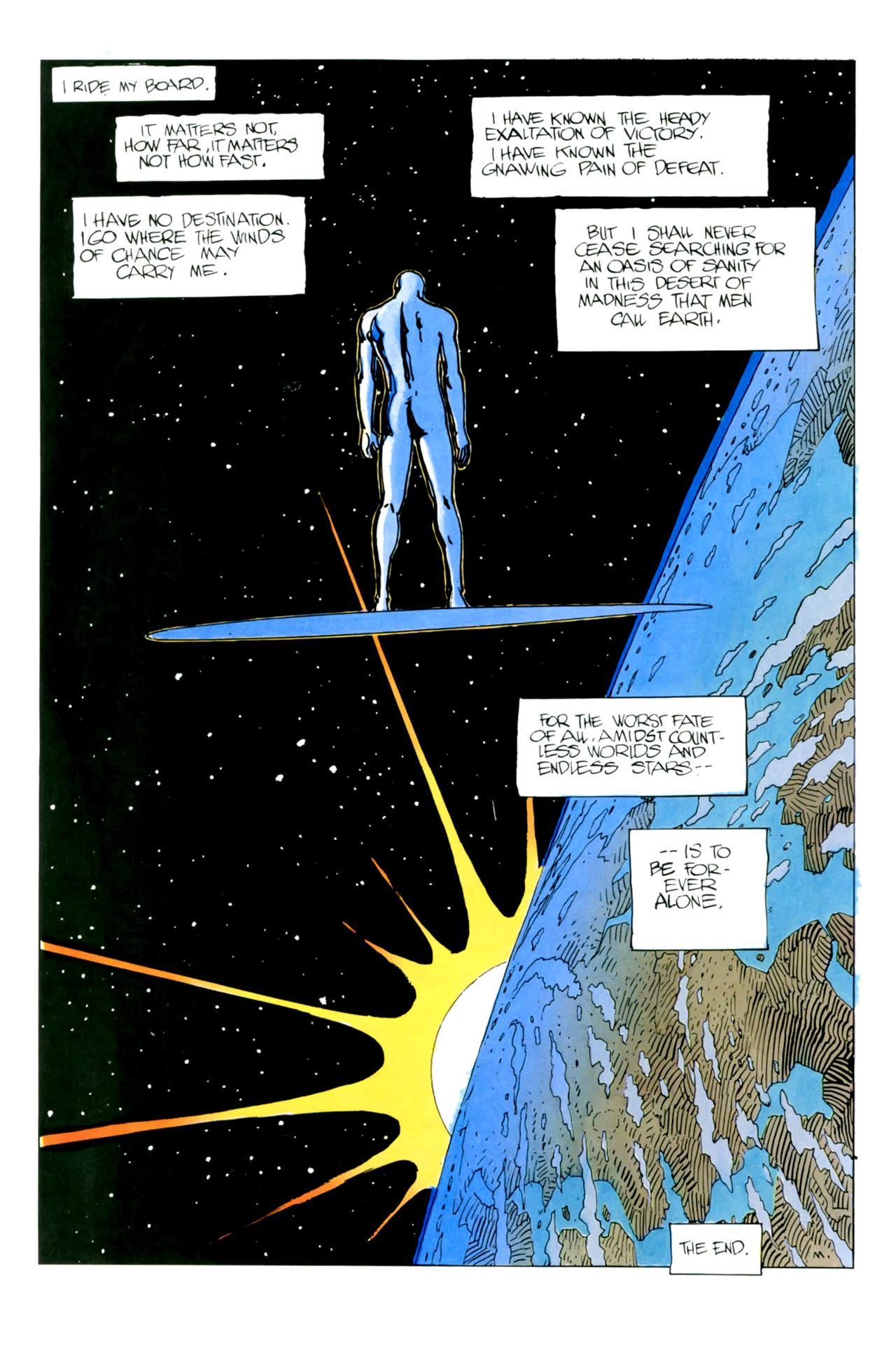 Absolute-ly | #4: Moebius' Silver Surfer