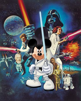 Potentially Awesome Things With Disney Buying Lucasfilm
