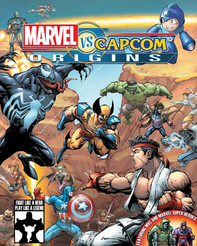 Marvel Vs Capcom: Origins