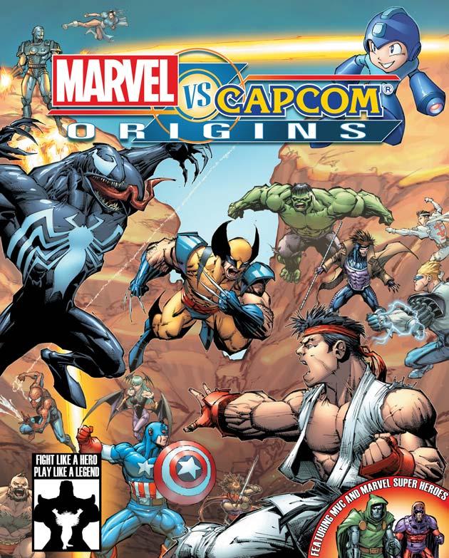 Marvel Vs Capcom: Origins