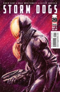Storm Dogs #1 cover