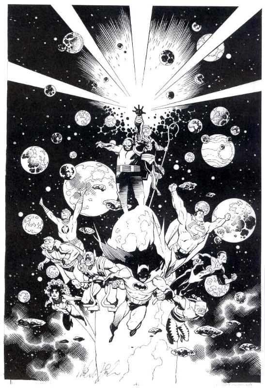 #2: Cosmic Odyssey