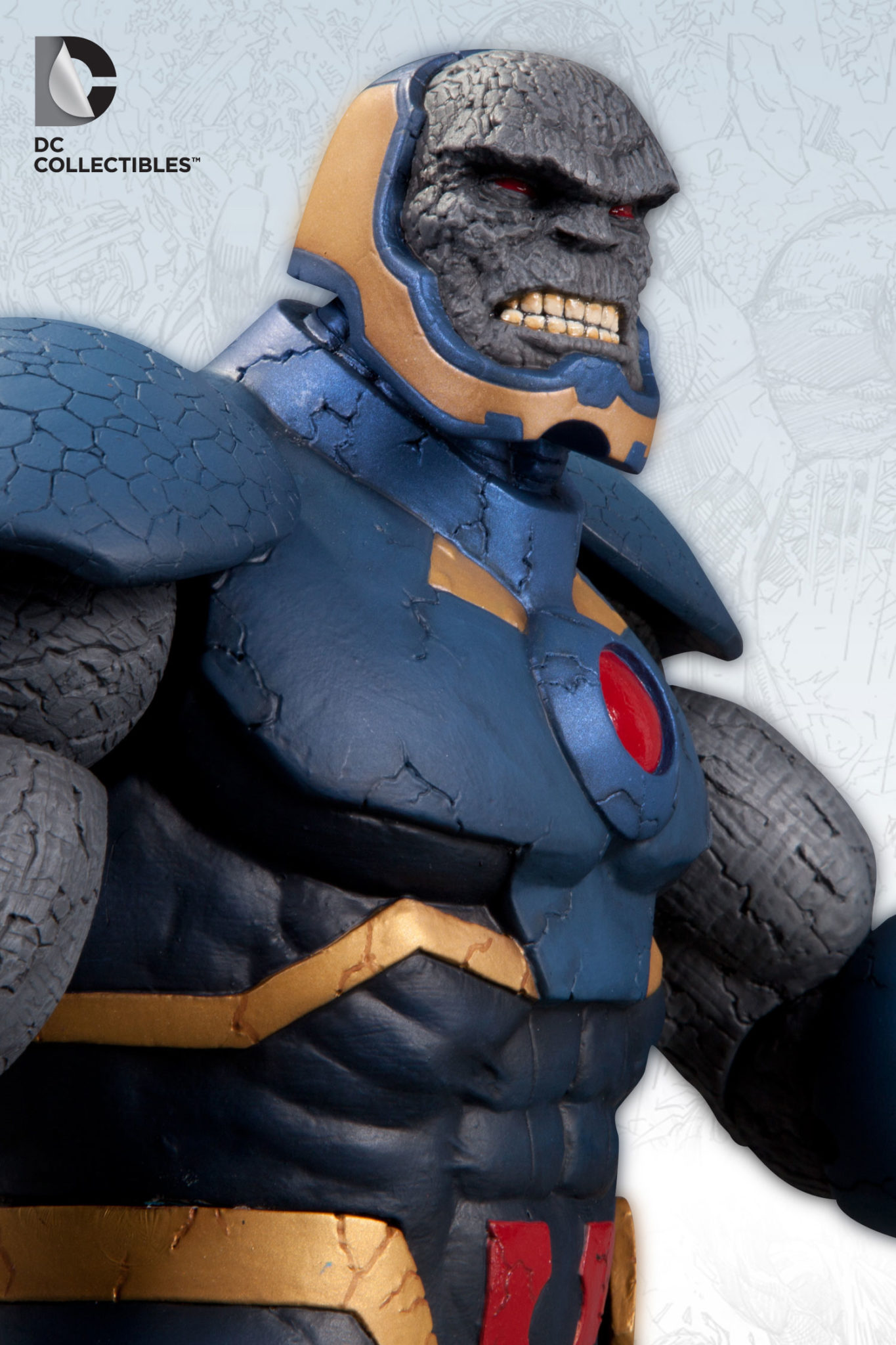DC Provides Repair How-To for $90 Darkseid Action Figure