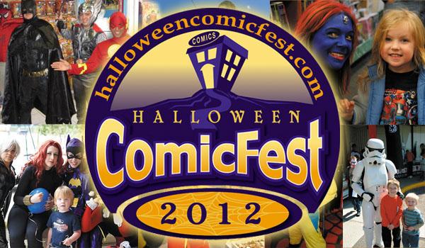 Retailer Q | #12: Diamond's Halloween ComicFest 2012