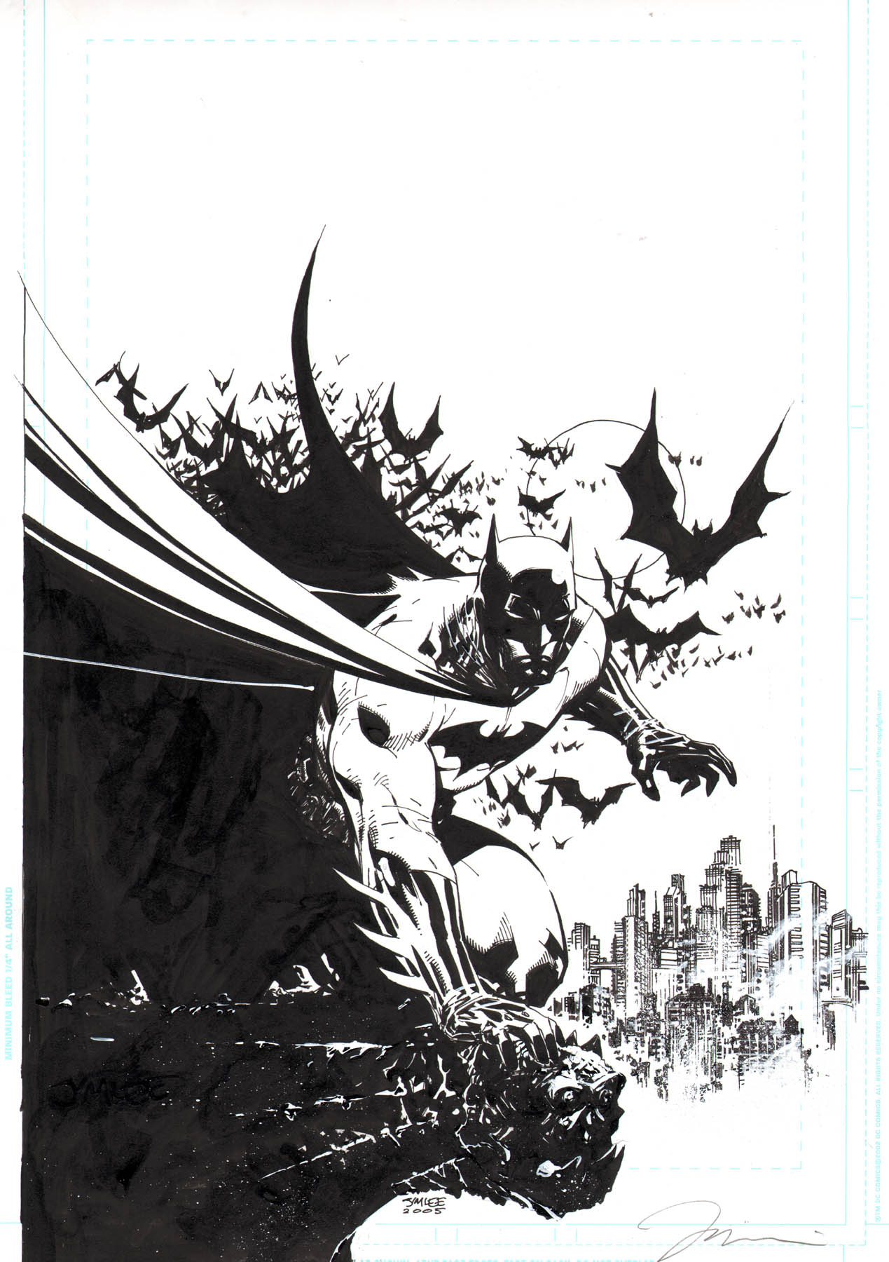 ComicLink Original Art Auction Nov 29th