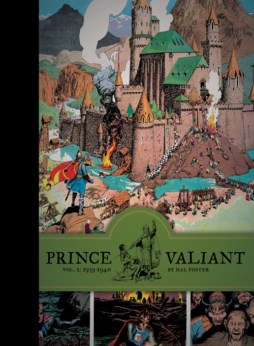 Review | Prince Valiant Vol 2: 1939-1940