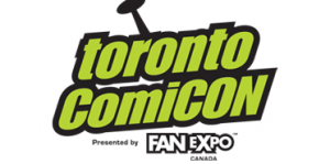 Toronto Comicon by Fan Expo Logo