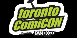 Toronto Comicon by Fan Expo Logo