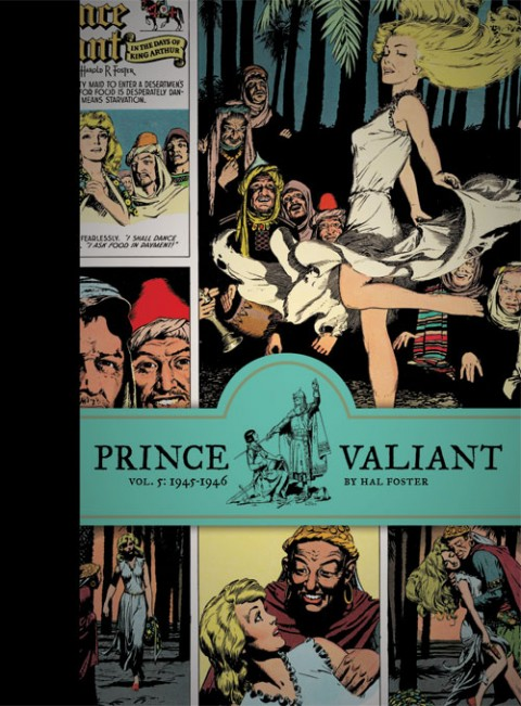 Prince Valiant Vol 5 1945-1946 cover