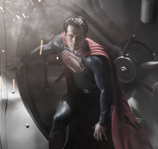 Superman: Man Of Steel Trailer