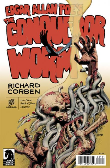 edgar allan poe's the conqueror worm