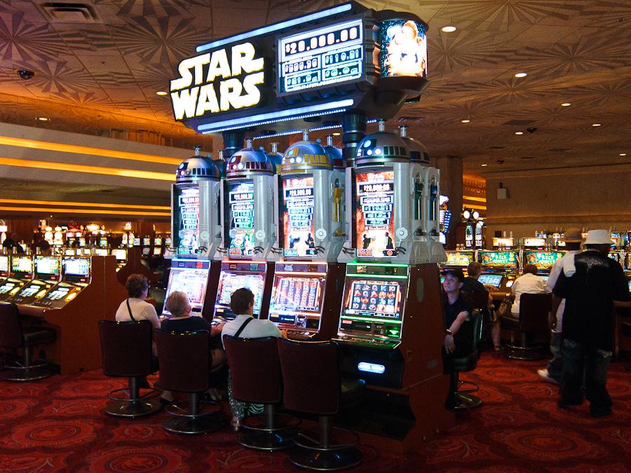 Comic Books And Slot Machines