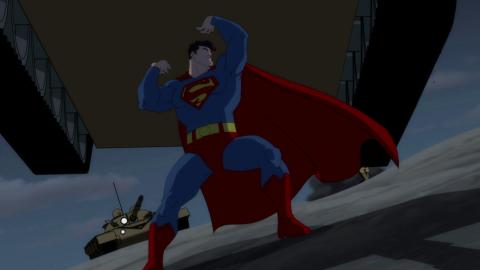 Batman The Dark Knight Returns Animated screenshot 5