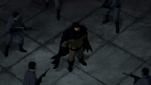 Batman The Dark Knight Returns Animated screenshot 6