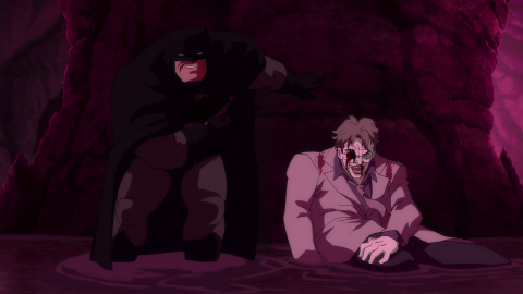 Batman The Dark Knight Returns Animated screenshot 7