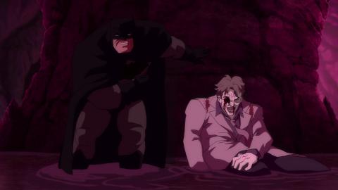 Batman The Dark Knight Returns Animated screenshot 7