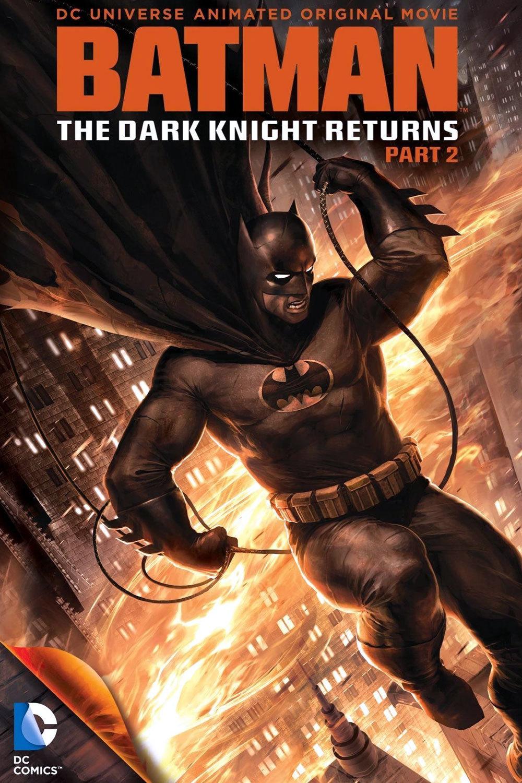 Batman: The Dark Knight Returns, Part 2 (Animated)