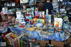 Canadian ToyCon Vendor