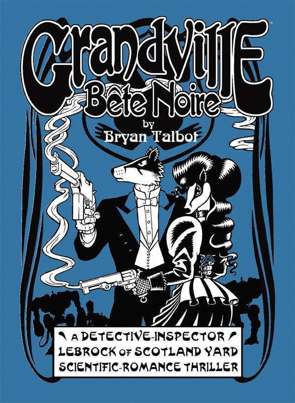 Review | Grandville Bete Noire