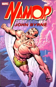 Namor Visionaries John Byrne Vol 1 cover