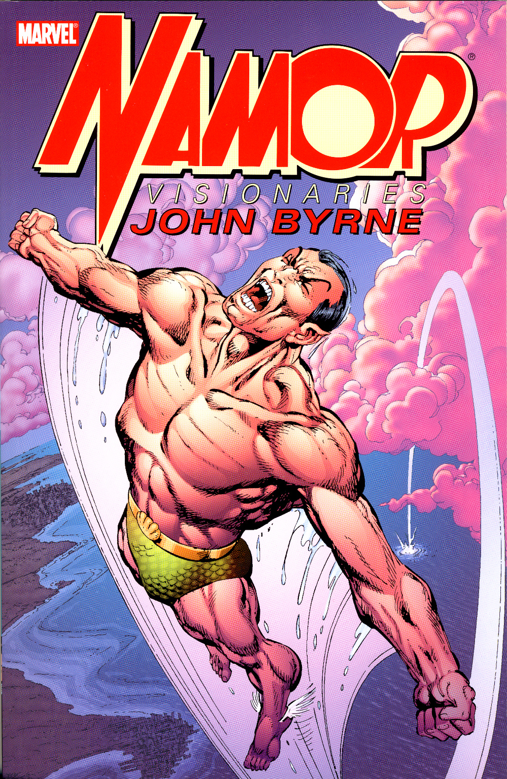 Review | Namor Visionaries: John Byrne Vol 1