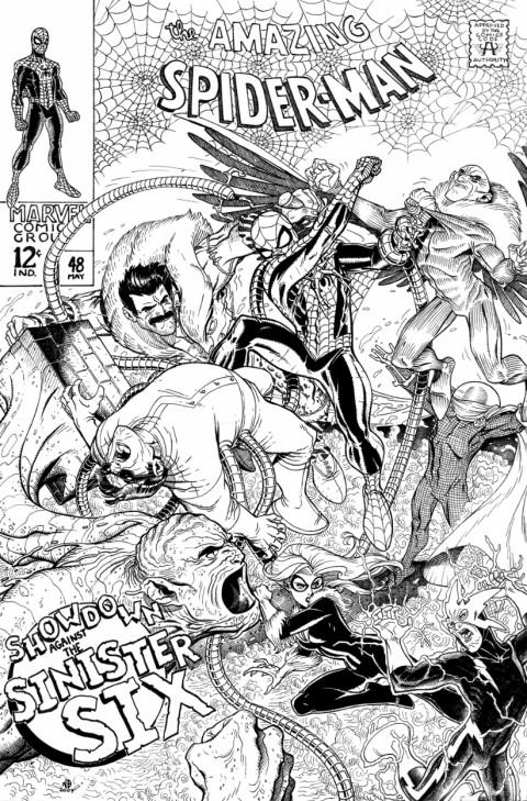 Web Arted Jan 18th Comic Book