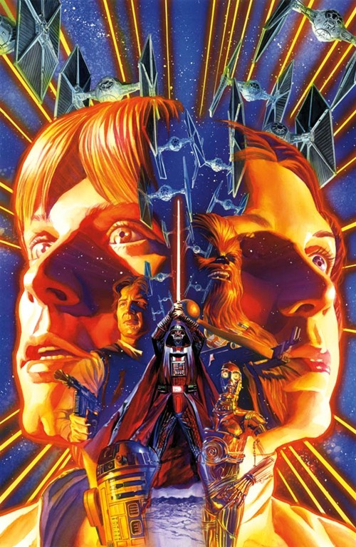 Star Wars 1 Alex Ross