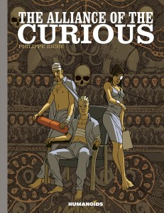 The Alliance Of The Curious cover